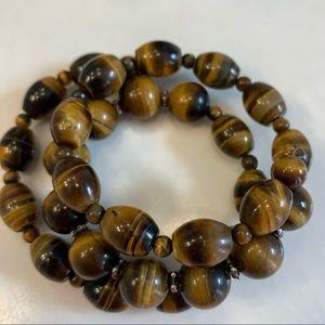 Jewelry - Bracelet and Earrings Set - piercing not needed!